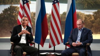Obama a anulat intalnirea cu Putin, din cauza scandalului Snowden