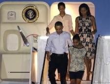 Obama a intrat in vacanta - Sarbatori de iarna in Hawaii