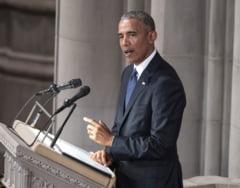 Obama anunta mobilizarea pentru a schimba majoritatea in Congres