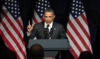 Obama cere majorarea plafonului datoriei publice