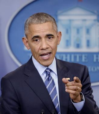 Obama critica Rusia: O tara mai mica, o tara mai slaba, economia ei nu produce nimic