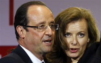 Obama il asteapta pe Hollande la Washington in ciuda despartirii acestuia de partenera sa