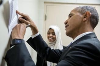 Obama il combate pe Trump si ii apara pe musulmani