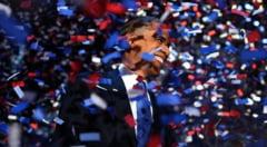 Obama incepe al doilea mandat. Doua ceremonii de investitura - vezi ce biblii a ales pentru juramant (Video)