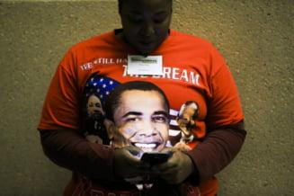 Obama le cere tinerilor sa lase telefoanele din mana: Incercati sa vorbiti unul cu altul in viata reala (Video)