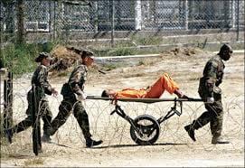 Obama promite sa inchida Guantanamo - detinutii sunt in greva foamei, 21 sunt hraniti intravenos