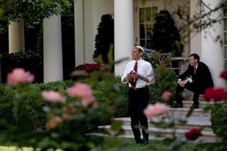 Obama s-a simtit ca la inchisoare cat a fost presedinte