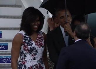 Obama scrie istorie: Prima vizita a unui presedinte american in Cuba, dupa aproape 90 de ani (Foto & Video)