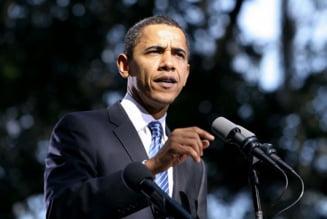 Obama vorbeste joi despre planul sau de relansare