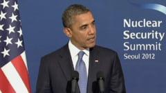 Obama vrea o lume fara arme nucleare