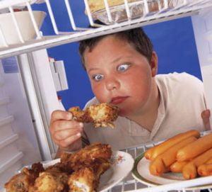 Obezitatea la copii, cauzata de o mutatie genetica?