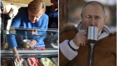 Obiceiurile alimentare ciudate ale celor mai puternici lideri din lume. Fosta nevasta a lui Vladimir Putin il astepta mereu acasa cu un pahar de kefir VIDEO