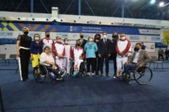 Obiectiv nou impus de Eduard Novak, ministrul Sportului, pentru miscarea paralimpica din Romania