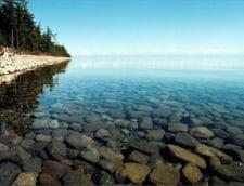 Observator de raze gamma unic in lume, la lacul Baikal