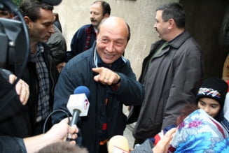Obsesia arestarii la Traian Basescu (Opinii)