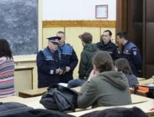 Occupy UBB - Studentii au ocupat sali din Babes-Bolyai si Universitatea Bucuresti