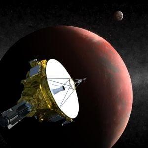 Ocean ascuns pe Pluto?