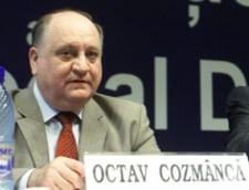 Octav Cozmanca, implicat intr-un accident rutier