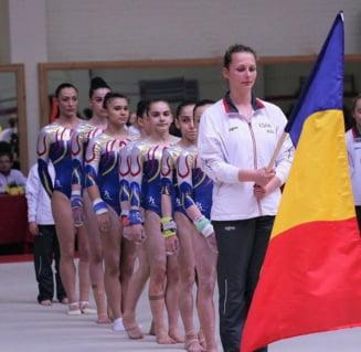 Octavian Bellu prezinta solutia pentru redresarea gimnasticii romanesti