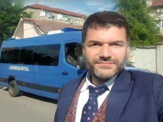 """Octavian Berceanu, despre cum ar trebui sa fie garda de mediu in Romania: """"In Italia le este mai frica cetatenilor decat de politie"""""""