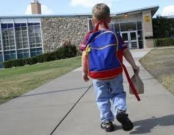 Octombrie, luna internationala a mersului pe jos la scoala
