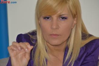 Odiseea Elena Udrea continua cu o noua zi cu agenda penala la DNA si in Parlament