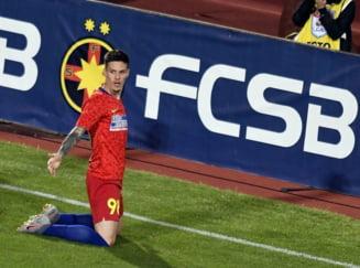 Oferta de 15 milioane de euro pentru un fotbalist de la FCSB