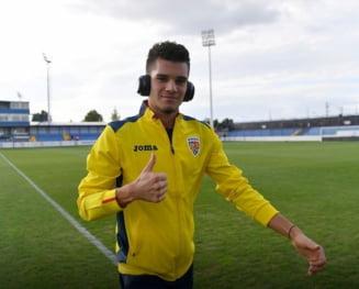 """Oferta lui Becali pentru Ianis Hagi: """"Il pun capitan, joaca meci de meci si nu poate fi schimbat!"""""""