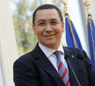 Oferta lui Victor Ponta (Opinii)