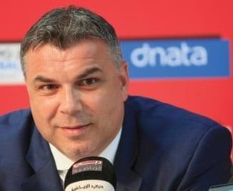Oferta neasteptata pentru Cosmin Olaroiu