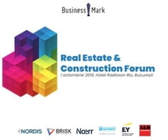 Office, Rezidential, Retail, Industrial&Logistic - perspectiva 360 grade, la Real Estate & Construction Forum