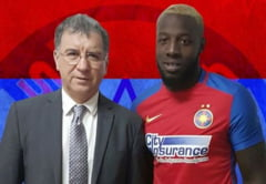Oficial - Gnohere a semnat cu Steaua lui Becali: Detaliile contractului si prima declaratie a atacantului