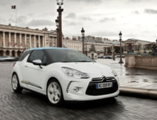 Oficial: Citroen DS3 costa 14.790 de euro in Romania