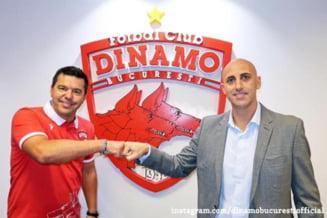 Oficial. Cosmin Contra este noul antrenor al lui Dinamo