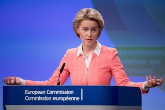 Oficial: Dancila a trimis luni la Bruxelles o propunere care fusese deja refuzata de Ursula von der Leyen