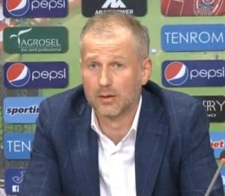Oficial: Edi Iordanescu, noul antrenor al lui CFR Cluj. Tehnicianul a refuzat salarii mai mari din strainatate