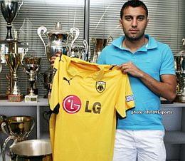 Oficial: Ilie Iordache a semnat cu AEK Atena