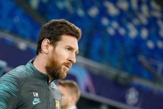 Oficial: Lionel Messi a transmis conducerii FC Barcelona ca vrea sa plece liber