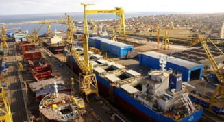 Oficial: Olandezii de la Damen preiau Santierul Naval Mangalia, dar ii permit statului roman sa devina actionar majoritar