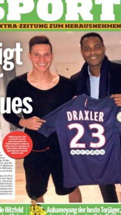 Oficial! PSG a transferat un jucator de top pentru 40 de milioane de euro