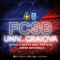 Oficial: Partida FCSB - Universitatea Craiova se va disputa cu portile inchise. Ce se intampla cu biletele achizitionate