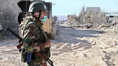 Oficial ONU: In Siria s-au folosit substante chimice
