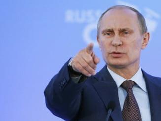 Oficial britanic: Putin se comporta ca un tiran, va plati pentru ce face in Ucraina