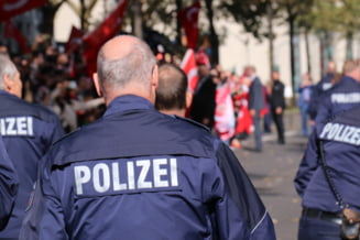 "Oficial german, plasat sub protectia Politiei in urma amenintarilor primite din partea unor activisti ""antimasca"""