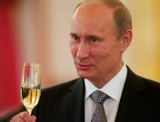 Oficial rus: Vladimir Putin isi va petrece Revelionul in familie