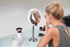Oglinda inteligenta care te face sa te simti ca o diva a secolului XXI