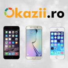Okazii.ro: Cele mai cautate modele de smartphone la oferta
