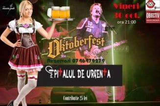 Oktoberfest, pe muzica lui Dan Helciug si Spitalul de Urgenta, la Braila