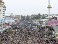 Oktoberfest, record de vizitatori - Cata bere s-a baut
