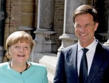 Olanda a trecut testul alegerilor - Europa este in siguranta. Pentru moment